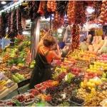 ゆらてぃく市場、260品目の新鮮食品販売へ 9日グランドオープン