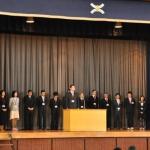 人材育成に協力を 竹富町新任教職員を歓迎